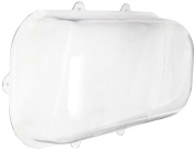 Morris Products Vandal / Environmental Shield Guard for Combo Exit / Emergency Light