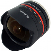 Rokinon 8mm F2.8 UMC Ultra Wide-Angle Fisheye Lens for Sony E-Mount, Black
