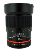 Elite Brands RK35MAF-N Rokinon 35mm F1.4 Wide Angle Lens with Built-in AE Chip for Nikon