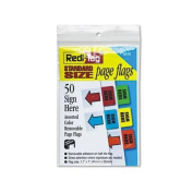 REDI-TAG CORPORATION                               Removable Page Flag, 50/Pack