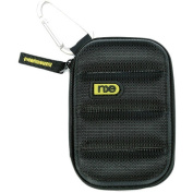 NXE Blackcomb Small Rugged EVA Case for Point and Shoot Cameras, Black