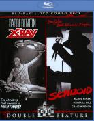 X-Ray/Schizoid Blu Ray/DVD Combo Double Feature [Region 1]