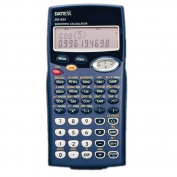 Datexx Solar Powered 455-Function Scientific Calculator