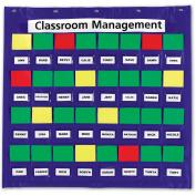 Learning Resources Junior Organisation Station Pocket Chart