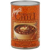 Amy's Medium Chilli With Vegetables, 430ml