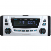 Boss Audio MR2180UA Marine MP3/CD/AM/FM/RDS Receiver w/Wireless Remote