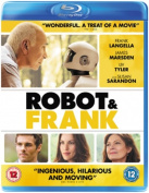 Robot & Frank [Region B] [Blu-ray]