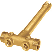 Simmons Silicon Bronze Low Lead Tank Cross