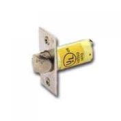 Mintcraft KC60B-L72V24 Cylinder Dead Lock Latch 2-3/4 Square Corner - Commercial Grade 2 - Each