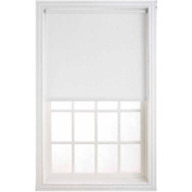 Levolor-Kirsch HRSHWD4606601D 116.8cm . X 167.6cm . White Window Shade