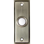 Morris Products Lit Decorative Pushbuttons in Pewter