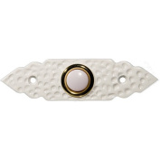 Morris Products Lit Decorative Pushbuttons in White