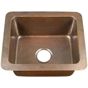 Barclay Small Drop-In Kitchen Single Bowl