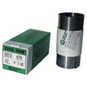 Precision Brand Steel Shim Stock Rolls - 16a10 .010 steel shimstock 1.8mx250cm