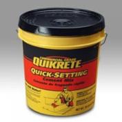 Quikrete 1240-20 Quick Setting Concrete Mix, 9.1kg Pail, Grey Powder