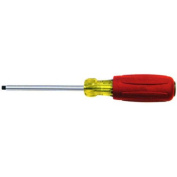 Morris Products #2 Square Recess Cushion - Grip Screwdriver in Red