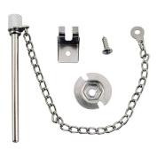 Ultra 57002 / 57000 Nickel Patio Door Security Night Lock Pin