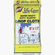 Warps 4JC-912 2.7m x 3.7m Jiffy Cover Super Heavy Duty Drop Cloth