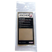 Anchor Gold Coated Polycarbonate filter Plates - 4-1/2x5-1/4 #10 gc poly filter plate