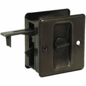 Ives SC990B-716 Dark Oxidised Satin Bronze Finish Sliding Pocket Door Pull