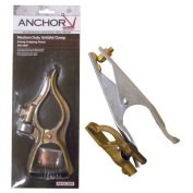Anchor Ground Clamps - 200 amp copper alloy ground clamp