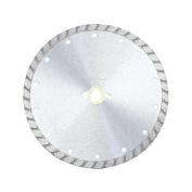 Anchor Diamond Continuous Rim Turbo Blades - 4''x.090 dry cut continuous rim gen. purpose turb