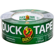 Duck Brand General Purpose Duct Tape, 55 yds, Silver
