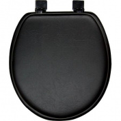 Black Soft Toilet Seat