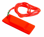 Attwood Safety Whistle, Orange