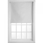 Levolor SRSMWD3706601D 90cm . X 170cm . Room Darkening Window Shade, White