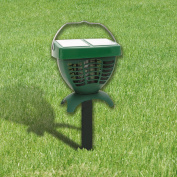 Sunforce Solar-Powered Mosquito Zapper