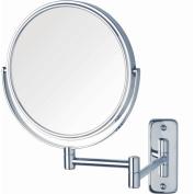 Jerdon Dual Sided Wall Mount Mirror