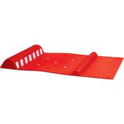 MAXSA Innovations 37359 Park Right Parking Mat Red