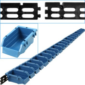 Trademark Tools 20 Bin Wall Mounted Parts Rack