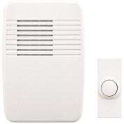 Heath Zenith Wireless Door Chime, White