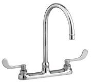 AMERICAN STANDARD GN Kitchen Faucet,1.5 gpm,20cm Spout 6409170.002