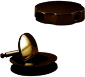 WestBrass D50T Oil Rubbed Bronze Standard Trim for Cable Drive Bath Waste