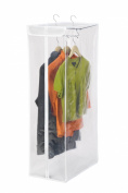 Honey Can Do SFT-01415 Short Garment Bag- PEVA