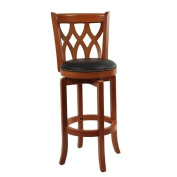 Boraam Industries Inc Cathedral 29'' Bar Stool in 'ES' Cherry