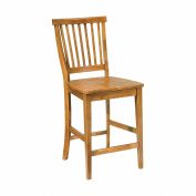 Home styles 5180-89 Arts & Crafts 24in. Bistro Stool