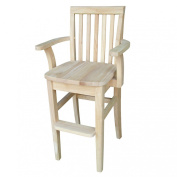 International Concepts Juvenile Mission Youth Novelty Chair