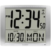 La Crosse Technology Atomic Super Large 41cm Digital Wall Clock