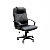 Body Balance System HCOC-2170 High-Back Leather Harmonic Massage Office Chair
