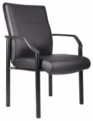 Boss B689 26W Mid Back LeatherPlus Guest Chair