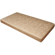 Thermo-Bonded Polyester Core Mattress, Twin