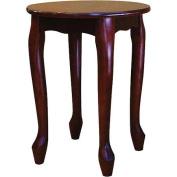 Ore International JW-182S Cherry Small Coffee Table