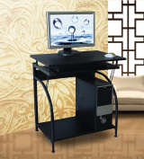 Comfort Products Stanton Computer Desk with Pullout Keyboard Tray