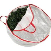 Household Essentials Mighty Stor Translucent 76.2cm Circular Wreath Bag