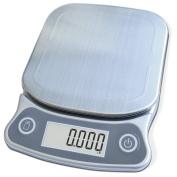 EatSmart Precision Elite Digital Kitchen Scale - 6.8kg. Capacity, UltraBright Display and Stainless Steel Platform