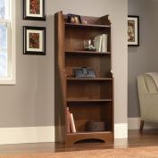 Sauder Graham Hill 5-Shelf Bookcase, Autumn Maple
